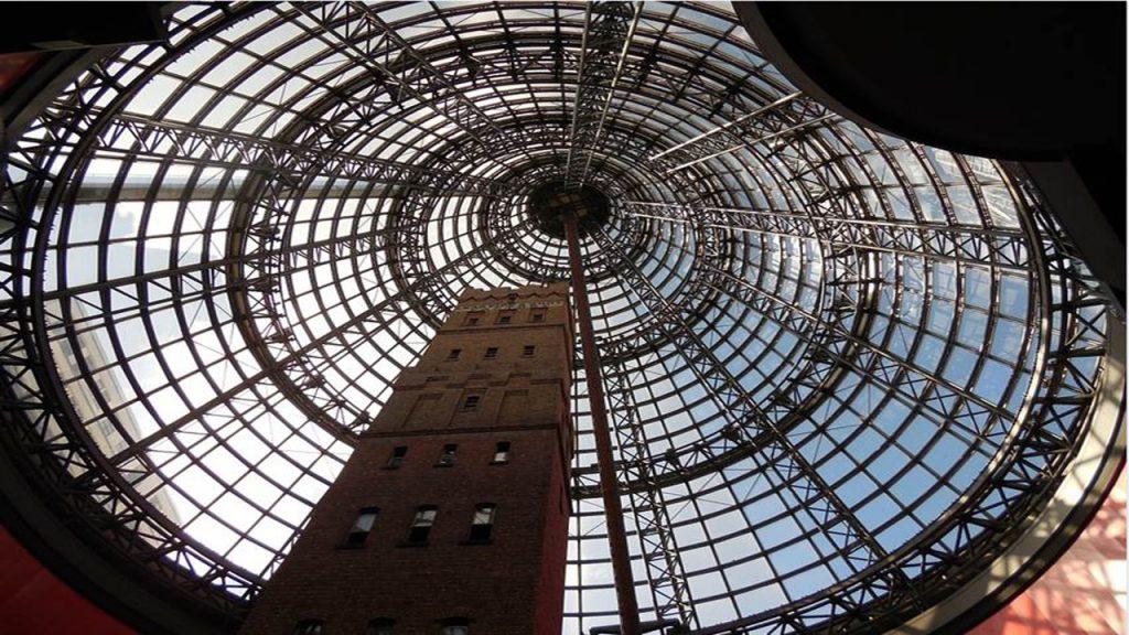 Melbourne Central Dome